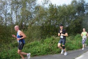 Peter Van Maele halve marathon Gent 2011