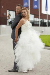 Peter Van Maele en Karen Van Exaerde 30-007-2011