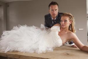 Peter Van Maele en Karen Van Exaerde