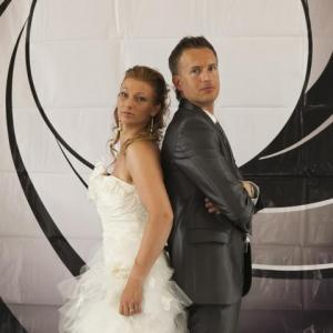Peter Van Maele en Karen Van Exaerde 30-007-2011 2